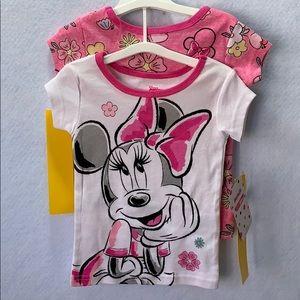 Minnie Mouse Disney Tees - Infant